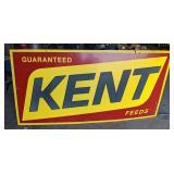 Large Kent Feed Sign