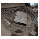 Large Electrical Cord & Box