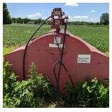 1000 Gallon Fuel Tank w/ Meter