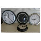 Battery Wall Clocks