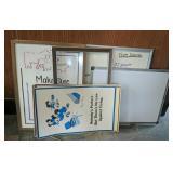 White Dry Erase Boards & Attitude Posters