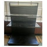Metal Retail Type Display Rack