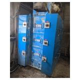 RMS Double 3 Roller Mill & Panel