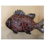 Ceramic fish & fish decor boxes