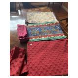 Place Mats and napkins