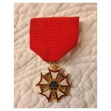 Military Medal, Legion of Merit Medal