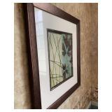 Framed prints (3)