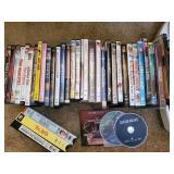 DVD Movies - 3 VHS