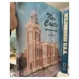 New Castle Pictorial History & other books