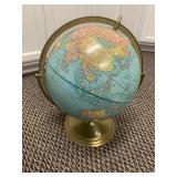"George F. Cram Company12"" globe"