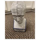 Phrenology model by LN Fowler