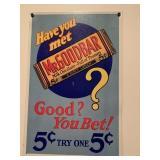 Mr Goodbar sign