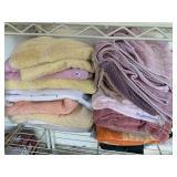 Towels, BSU blanket, soft goods