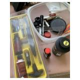 Gun care supplies cleaning kit, bore cleaner