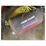 Air tank and hose