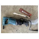 Makita sawsall - needs cord repaired