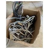 Extension cords & electronic cords