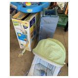 Baby gear, Pack N Play, Bouncer