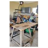 Craftsman Radial Arm Saw with stand