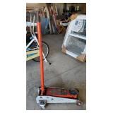 Hydraulic 2 ton garage jack