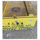 FCDA Radiological instruments box