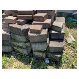 Landscape block and brick