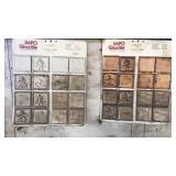 3 Tile sample cards