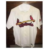 St Louis Cardinals Nike Jersey  XL