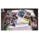 Indy 500 programs, Baseball collector magazine