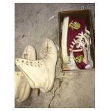 Teeedy bird Keds and roller skates