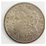1921-S United States Morgan Silver Dollar