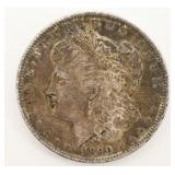 1890 United States Morgan Silver Dollar