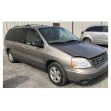 2005 Ford Freestar SES, 127k Miles.