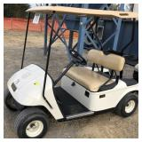 E-Z Go Electric Golf Cart - Runs Well