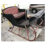 Antique Sleigh.  Good physical condition.  Ready