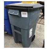 Rubbermaid 50gal Brute Trash Can