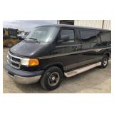 2002 Dodge Ram Conversion Van.  69,000 Miles.