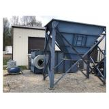 torit & day commercial dust vac unit