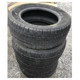"Hankook ""Optimo"" H727 Tires."