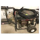Craftsman 7.8hp 2500psi Pressure Washer.  Used