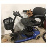 Travel pro motorized chair needs a new