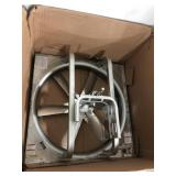 "36"" Dayton Standard Duty Belt Drive Fan.  No"