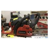 Jonsered 16 inch gas powered chainsaw with bar,