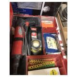 Hilti shot nailer model DX400B in case with