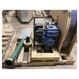 Pacific Hydrostar 212cc Trash Pump 2""