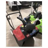 Toro 1500 power curve 15 inch electric snow