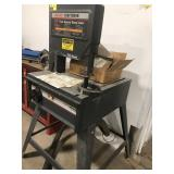 Craftsman 12 inch to speed bandsaw, 1 1/8 hp Max,
