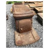Cast Iron Atlanta Stove Works Stove