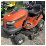 "Husqvarna Riding Lawn Mower With 48"" Deck"