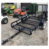 2011 Carry On Trailer Single Axle Trailer